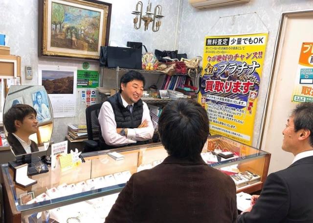 朝日新聞取材オフショット1